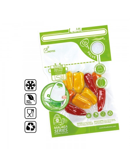 FOSA Reusable Vacuum Food...
