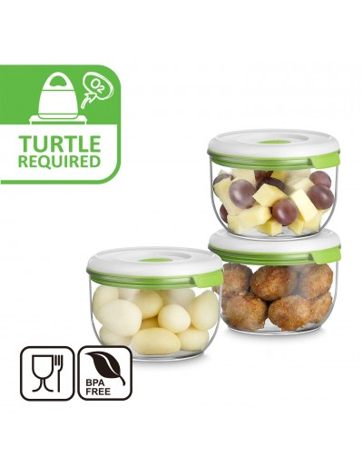 FOSA Food Storage set of 3...