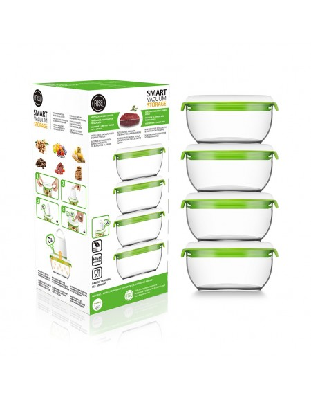 FOSA Food Storage set of 4...